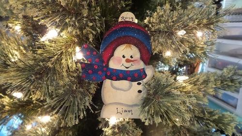 LIAM SNOWMAN