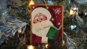 SANTA/ CHRISTMAS BOOK